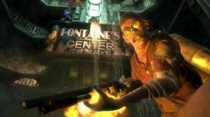 What I may turn into if I don't get my fix of BioShock in 2009.